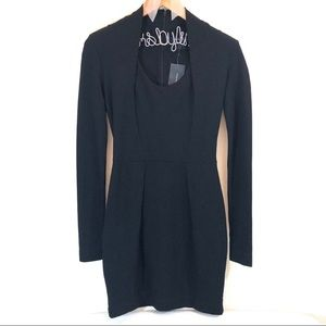 French Connection Fast Ava Jersey LongSleeve Dress